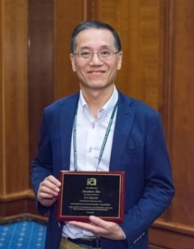 Prof. Jonathan Zhu Elected an ICA Fellow