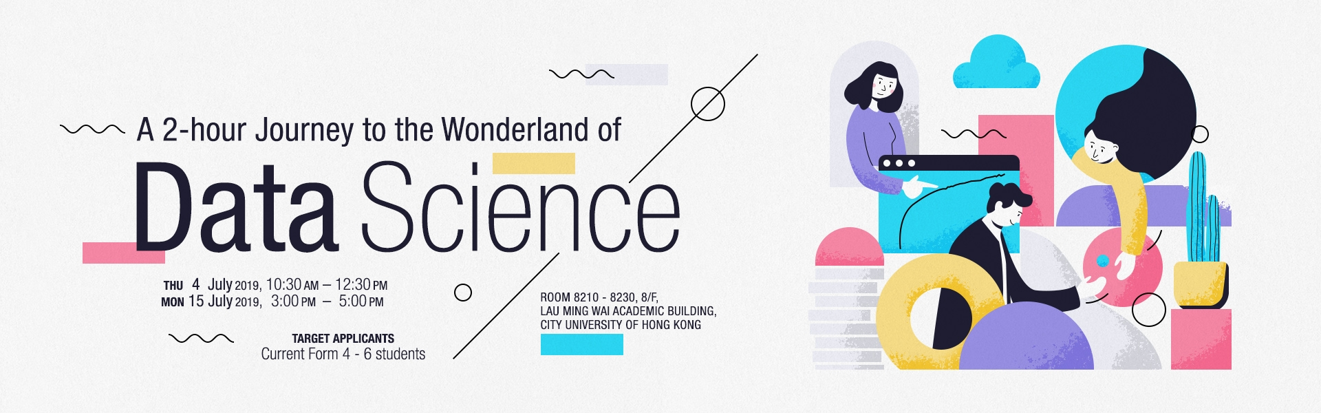 A Journey to the Wonderland of Data Science
